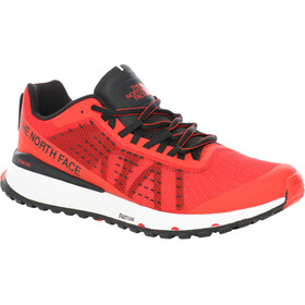 The North Face Ultra Swift Shoes Men fiery red/tnf black